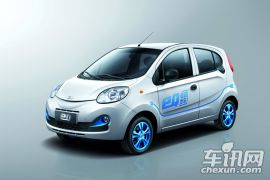 奇瑞汽车-奇瑞eQ-eQ 电动版舒适型 2015