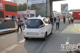 上汽集团-荣威E50