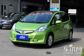 本田-飞度(进口)-1.3L Hybrid