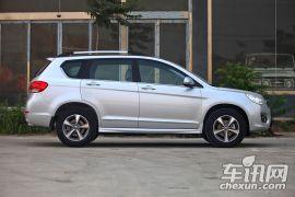 长城汽车-哈弗H6-运动版 2.4L 自动精英型