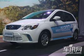 北汽新能源EV200/ES210上市发布会
