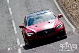 英菲尼迪-英菲尼迪Q50 Eau Rouge concept 2014