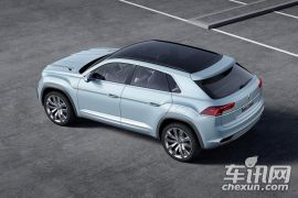 大众-Cross Coupe GTE concept 2015