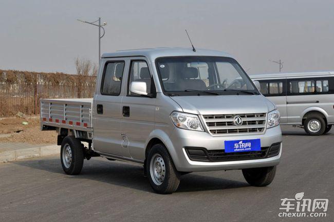 东风小康C32汽车限时优惠 现3.49万元起售