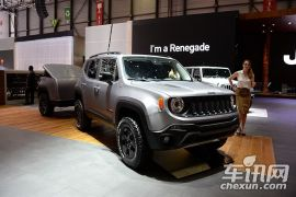 Jeep-自由侠(进口)