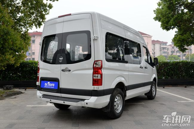 德尚福田新风景g9房车