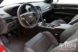 凯迪拉克-凯迪拉克ATS(进口)  ATS-V Coupe 2015