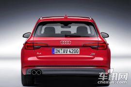 奥迪-奥迪A4(进口) Avant 3.0 TDI quattro 2016