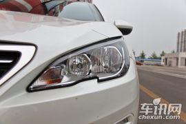 东风标致-标致408-1.8L 自动豪华版  ¥14.97