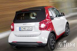 Smart-smart fortwo Cabrio 2015
