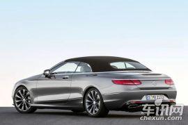 奔驰-奔驰S级 2016