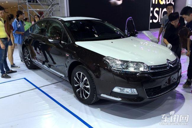 雪铁龙C5汽车提供试乘试驾 购车优惠2.5万