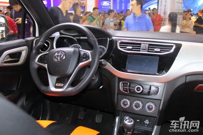 中华V3汽车平价销售中 目前售价7.77万元起高清图片
