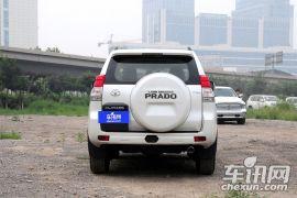 丰田-普拉多(进口)-2.7L 自动标准版