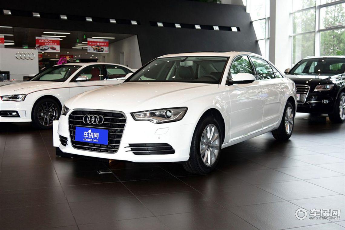 2016款奥迪A6L现车来袭 钜惠市场23万起