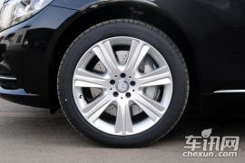 奔驰-奔驰S级-S 400 L 4MATIC