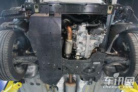 标致308S1.6T 自动劲驰版-底盘结构