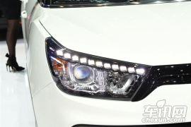双龙汽车-双龙XLV