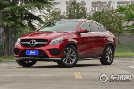 奔驰-GLE-GLE 400 4MATIC 运动SUV