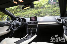 一汽马自达-CX-4-2.5L 自动四驱蓝天激情版