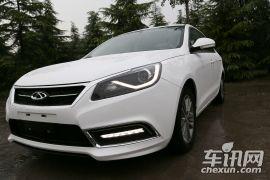 奇瑞汽车-艾瑞泽7-1.6L CVT致享版