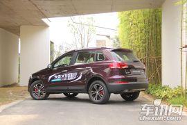 众泰汽车-众泰大迈X5-升级版1.5T CVT丞相型