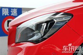 奔驰-奔驰CLA级-改款 CLA 260 4MATIC