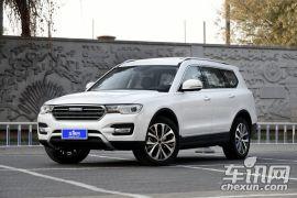 长城汽车-哈弗H7-蓝标H7L 2.0T 自动尊贵型