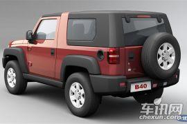北京汽车-北京40-40L 2.3T 自动两驱尊贵版