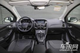 长安福特-福克斯-三厢 1.6L 自动风尚型智行版