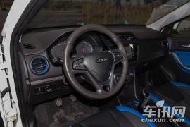 奇瑞汽车-瑞虎3X-1.5L 手动时尚版