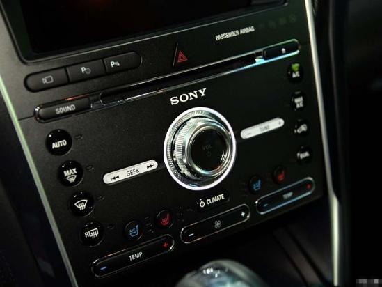 福特探险者年度最低价厂家直销 购车送装饰