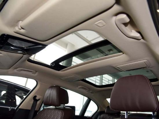 新款宝马7系740Li四驱豪华型最低多少钱