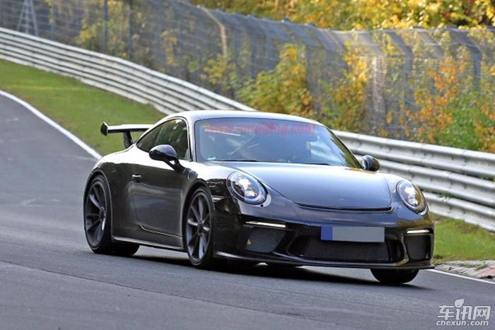 新款911 GT3或将于3月亮相 搭载4.0L发动机