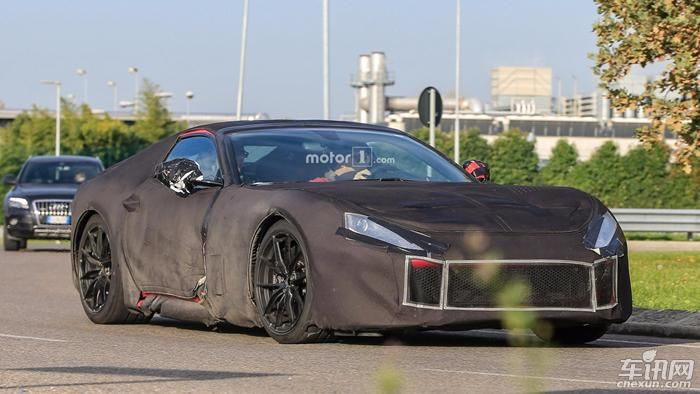 法拉利F12 M日内瓦车展亮相 最大功率597kW