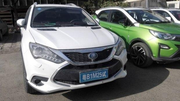 秦与唐新车型2月27日上市 纯电续航100km