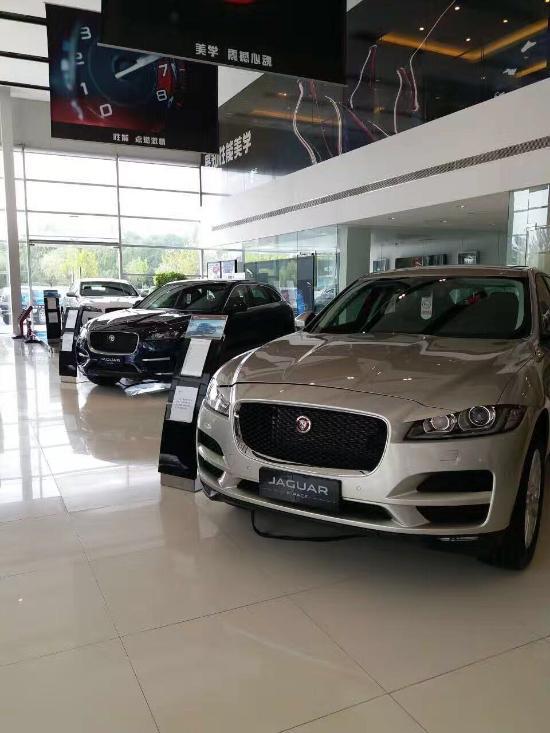 进口捷豹3.0四驱F-PACE全国低价上牌售现车