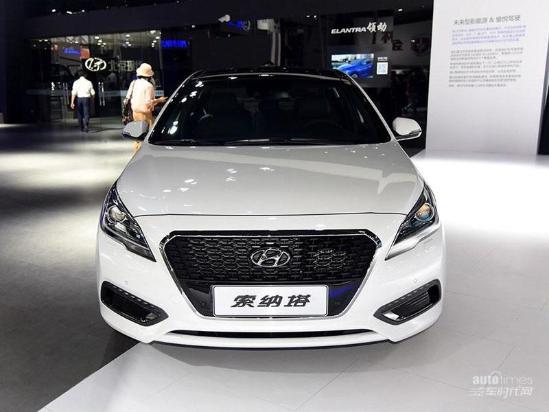 2017北京现代新款索纳塔第九代