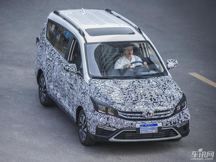 长安欧尚A800将亮相上海车展 下半年上市