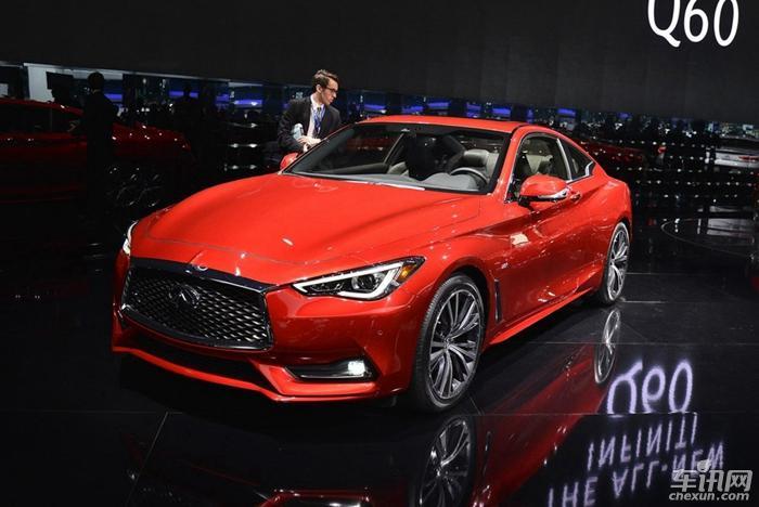 Q60新概念车将亮相日内瓦车展 双涡轮动力