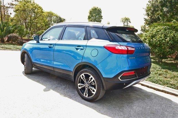 猎豹CS9预计上海车展上市 轴距达2600mm
