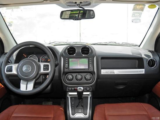 进口jeep指南者报价 全系大降价 售全国高清图片