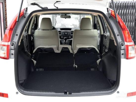 本田CRV最新最低价春暖花开2.0L低配裸车价