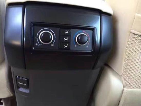17款丰田霸道4000TXL配置性能与中规霸道4000对比