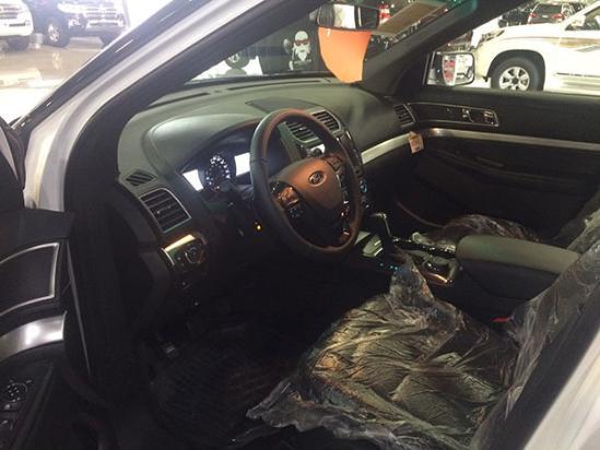 17款福特探险者 美式SUV全新升级不加价-图5