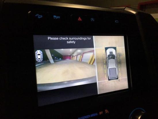 2017款福特猛禽F150加版 豪华皮卡震撼上市