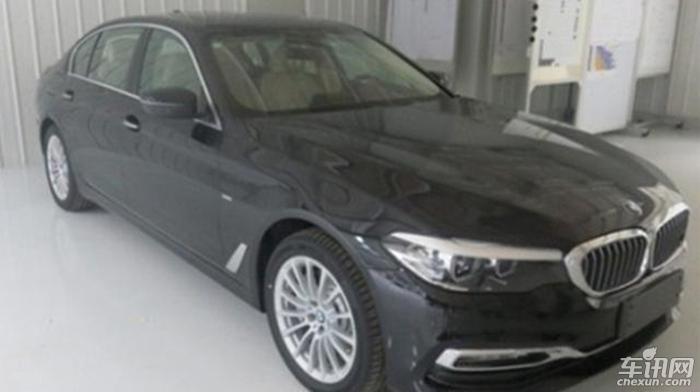 国产全新宝马5系8月上市 老款车型4月停产