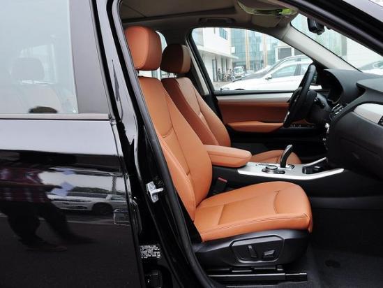 宝马(进口)  xDrive28i 副驾驶座椅正视图
