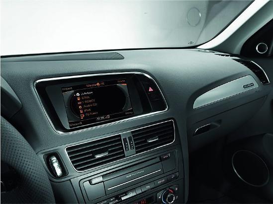 2017款奥迪Q5中型豪华SUV 优惠强势来袭