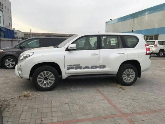 17款丰田霸道3000柴油 动力SUV咆哮特降-图2